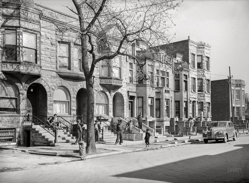 Second City: 1941