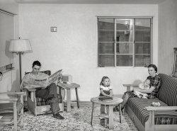 Family Room: 1941