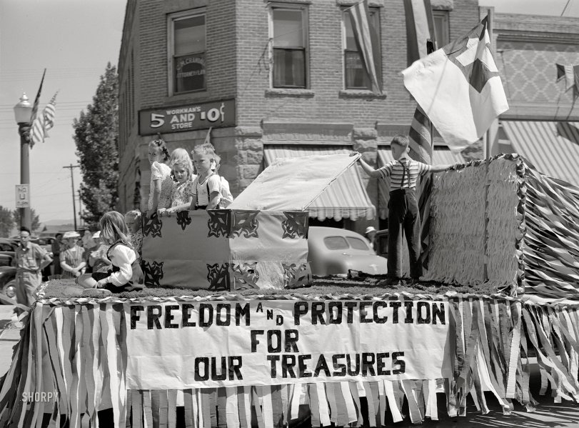 Our Treasures: 1941