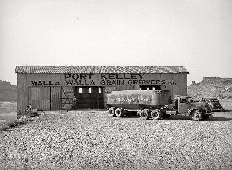 Walla Walla Wheat: 1941