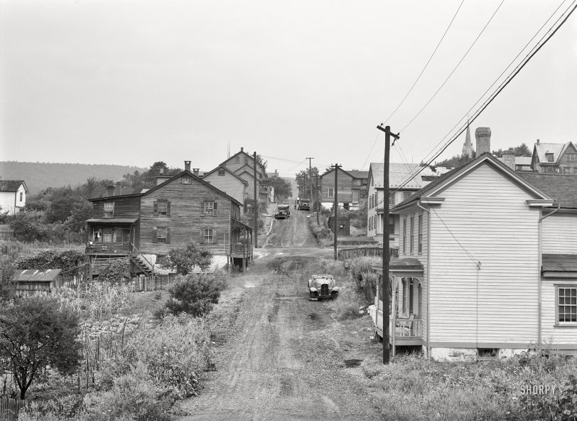Anthracite Alley: 1940