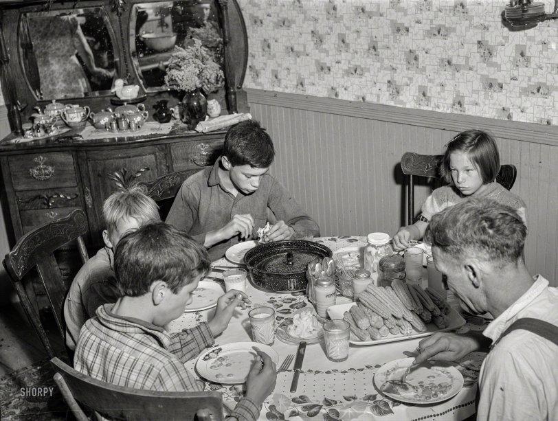 Corn-Fed: 1941