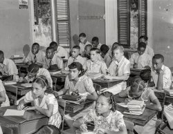 Christiansted High: 1941