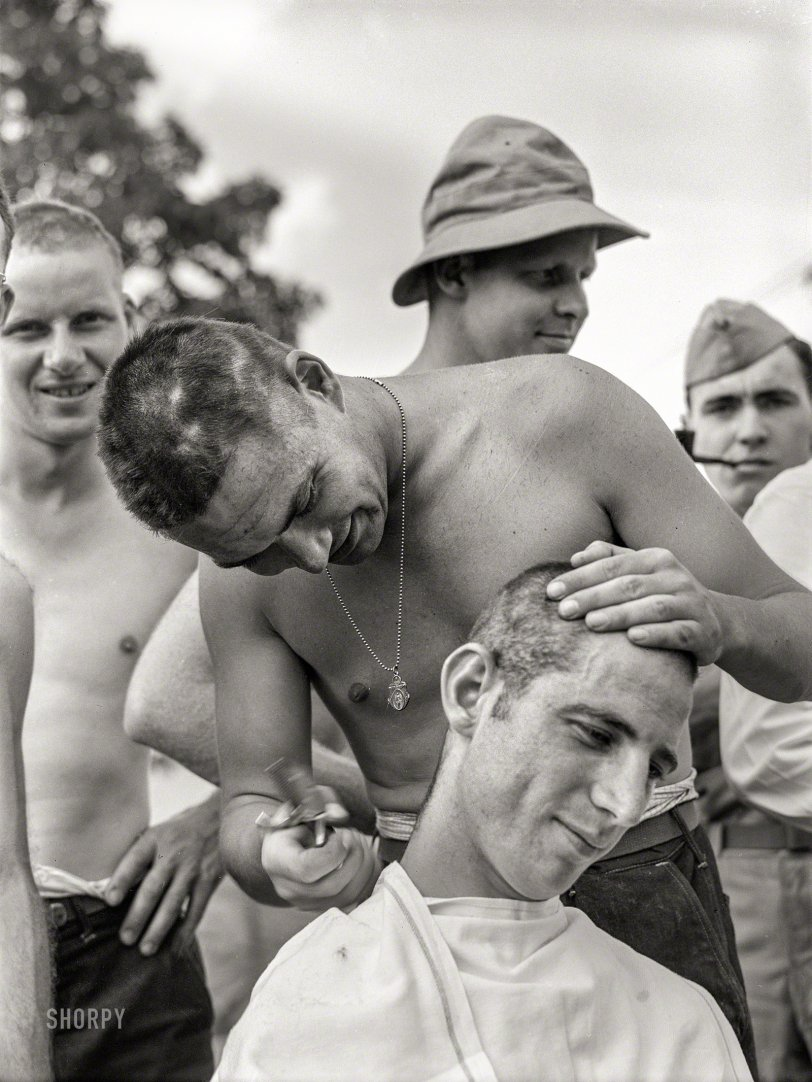 Bad Haircut Day: 1941