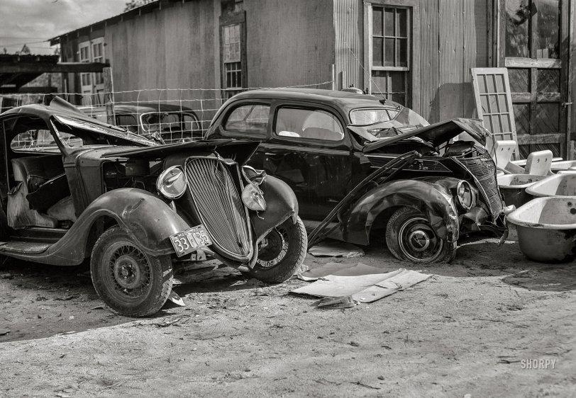 Starke Wreck: 1940