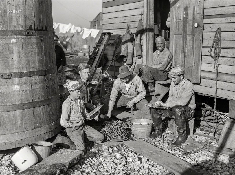 The Four Muskrateers: 1941