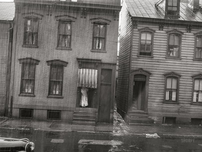 Precipittation: 1941
