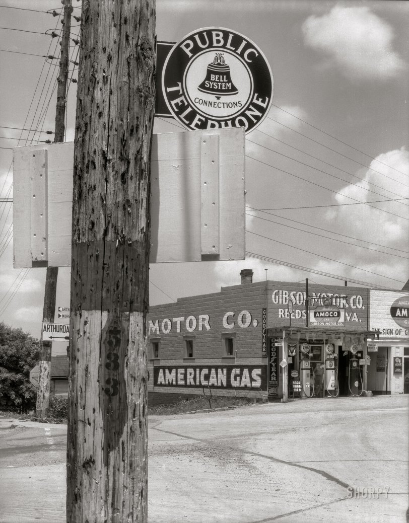 American Gas: 1935