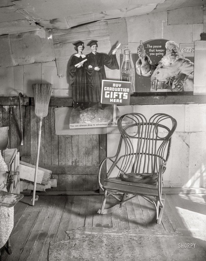 Shack at Osage: 1935