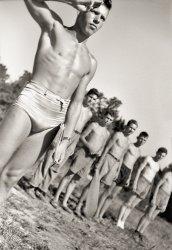 Group Swim: 1942