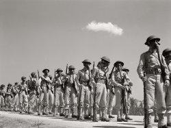 Gas Demonstration: 1942