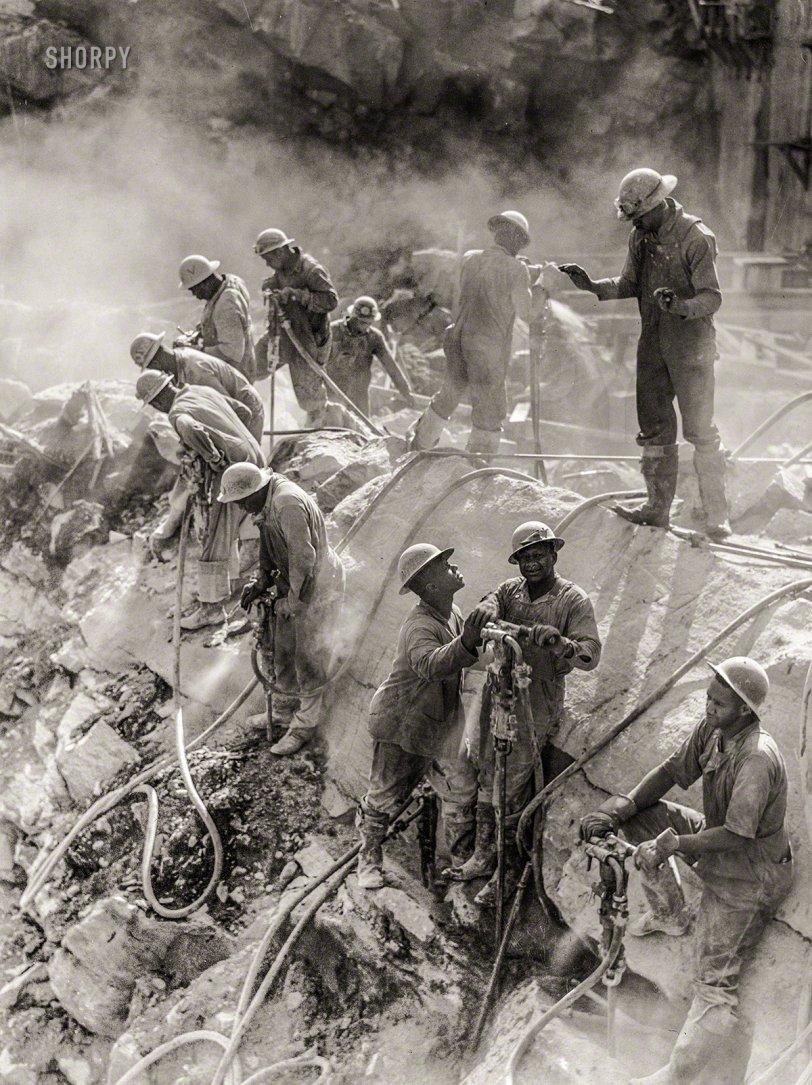 Jackhammer Time: 1942