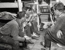 Maine Woodsmen: 1943