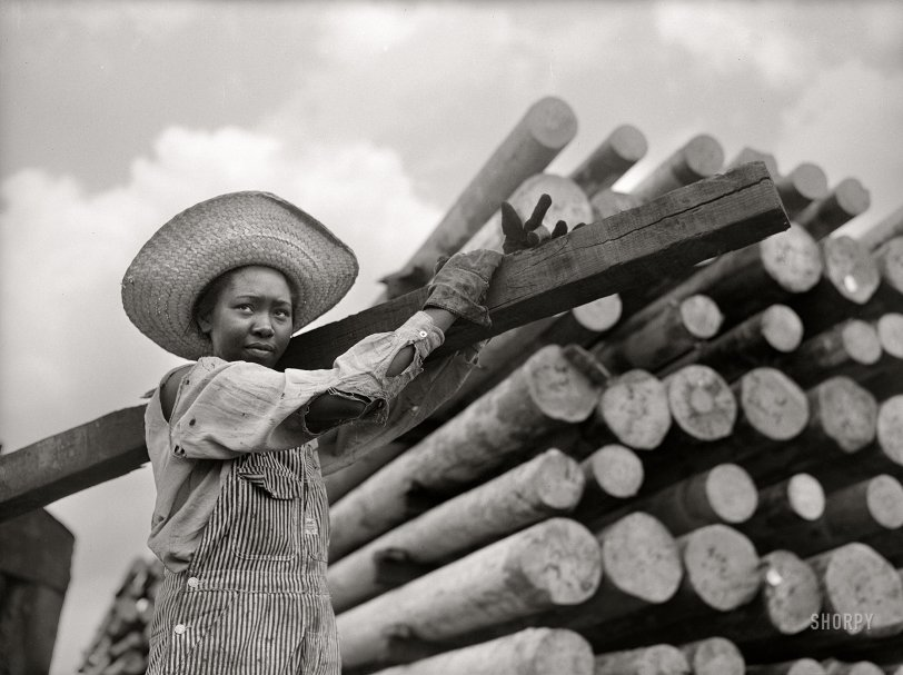 Contemporary Creosoter: 1943