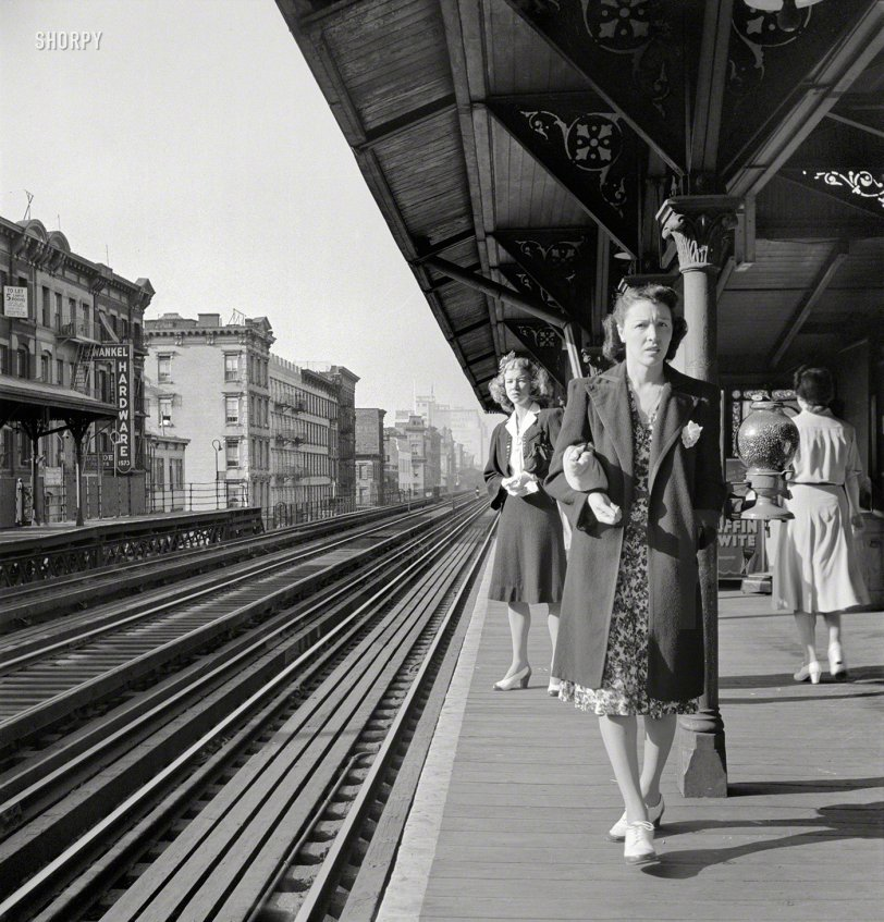 The Cautious Commuter: 1942