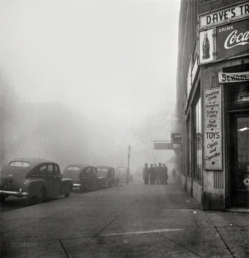 Near Mist: 1942