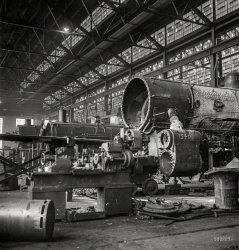In for Overhaul: 1942