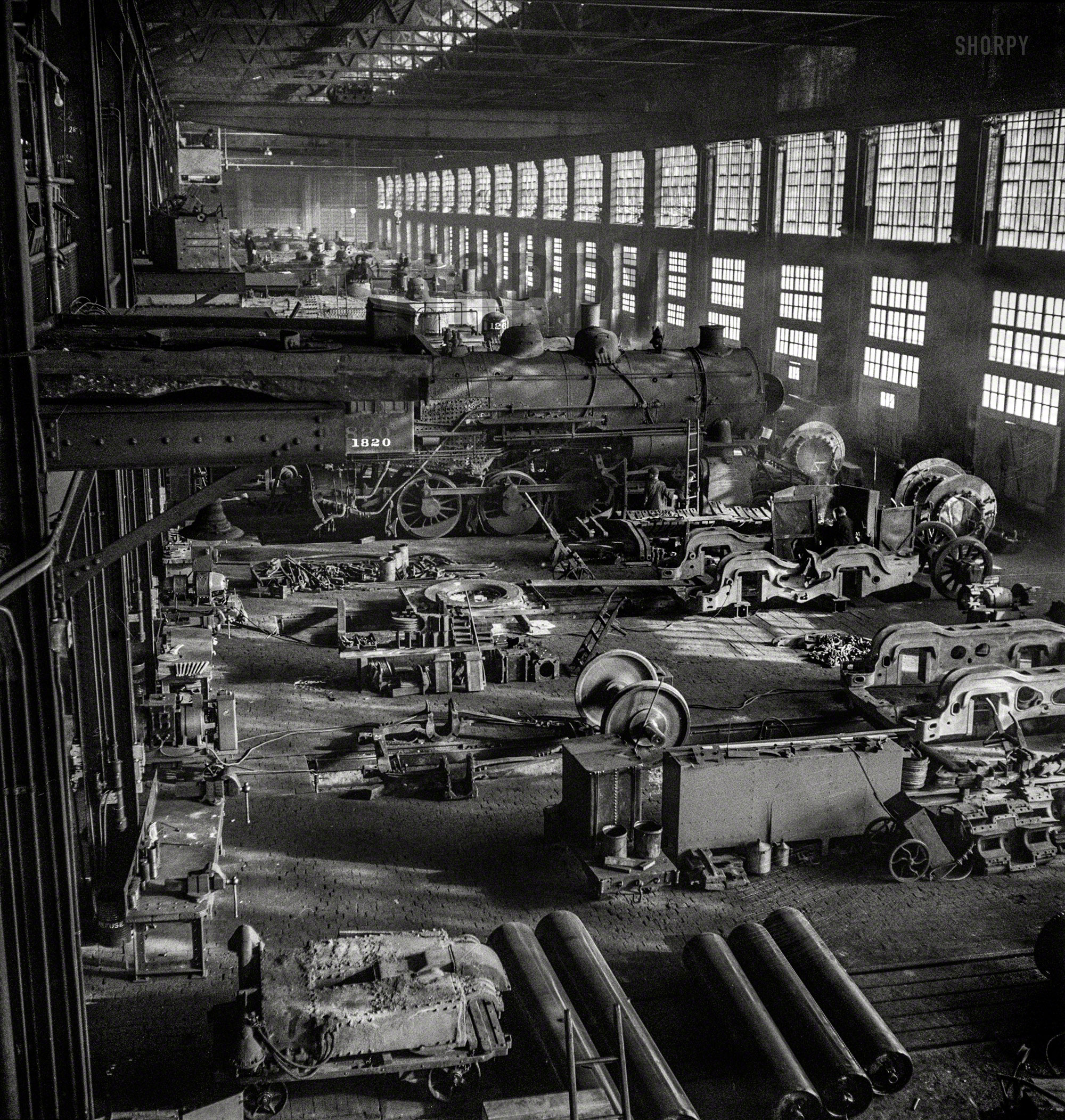 Shorpy Historic Picture Archive :: Götterdämmerung: 1942 ...
