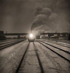 Night Freight: 1943