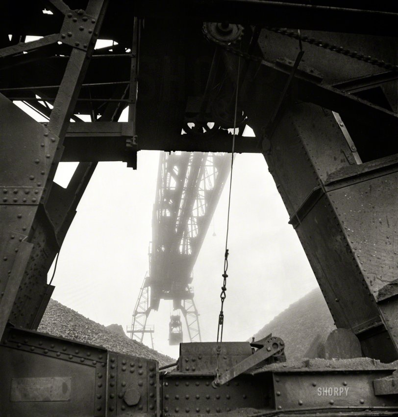 Coal Bridge: 1942