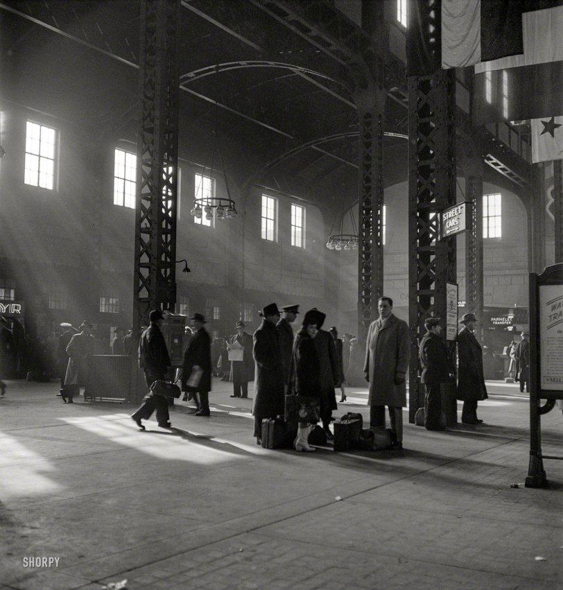 Way Station: 1943