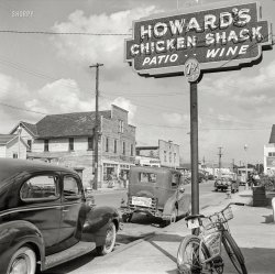 Howard's Chicken Shack: 1943