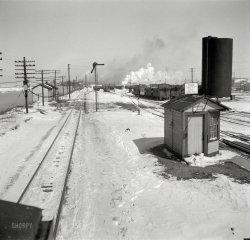 Snowy Joliet: 1943
