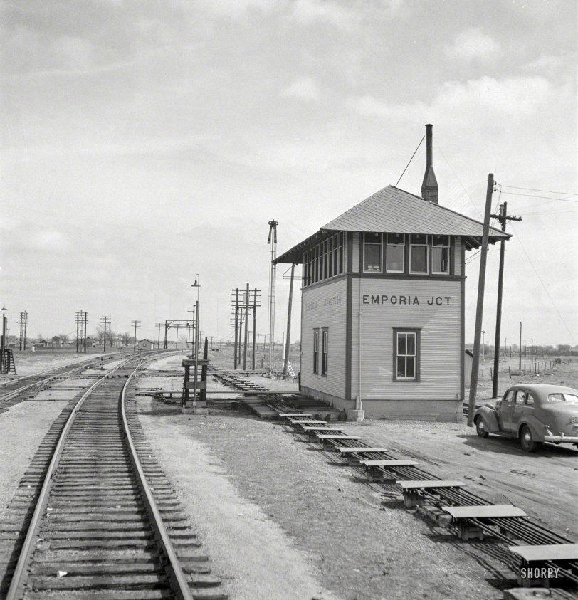 Emporia Junction: 1943