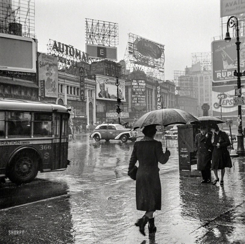 Rainy Day People: 1943