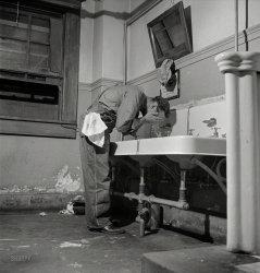 Work, Read, Wash: 1943