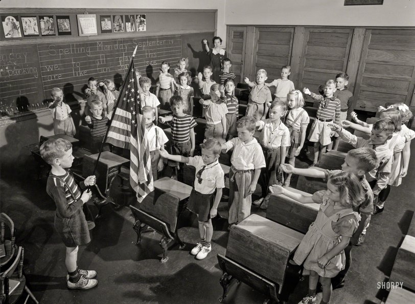 Patriotic Gesture: 1942