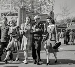 Naval Escort: 1943