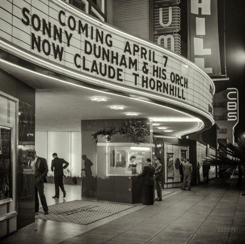 Dance Palace: 1942