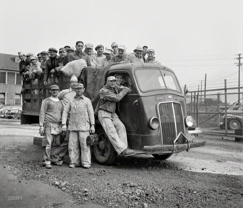 Color Wheels: 1943