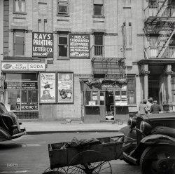 Harlem Beets: 1943
