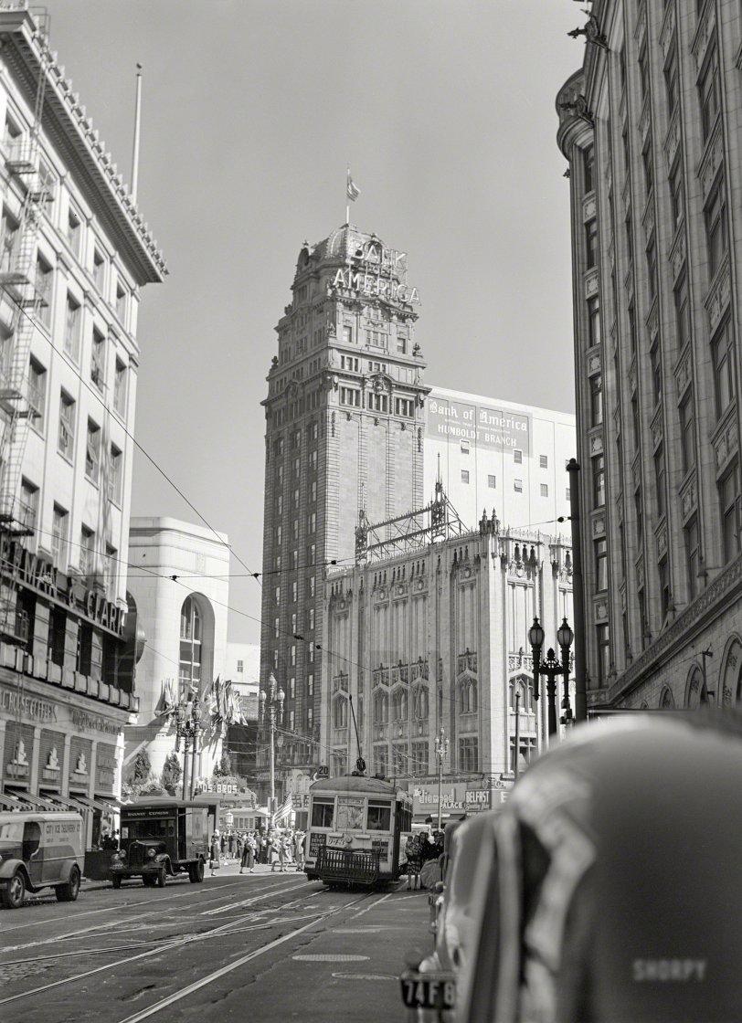 Bank of America: 1943
