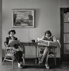 Social Media: 1943