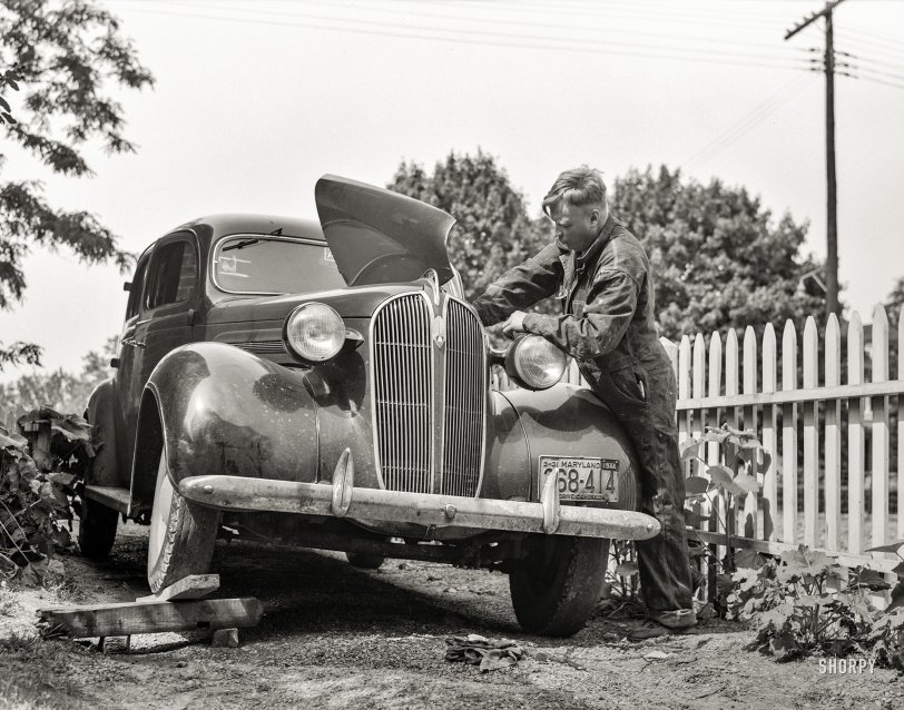 Backyard Mechanic: 1943