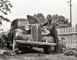 Backyard Mechanic: 1943