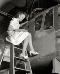 Plane Jane: 1942