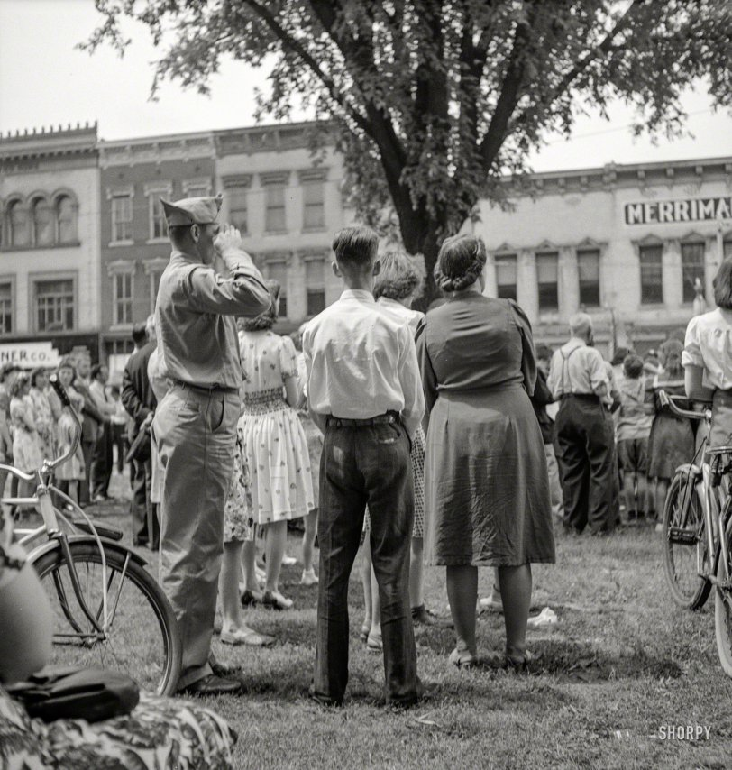 Decoration Day: 1943