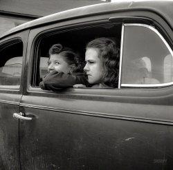 Side-Eyes: 1943