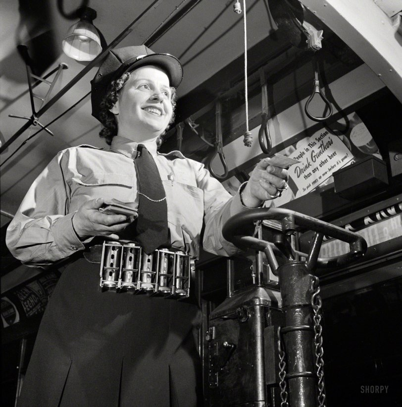 Fare Maiden: 1943