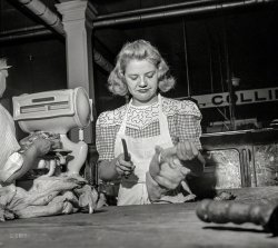 Betty the Butcher: 1943