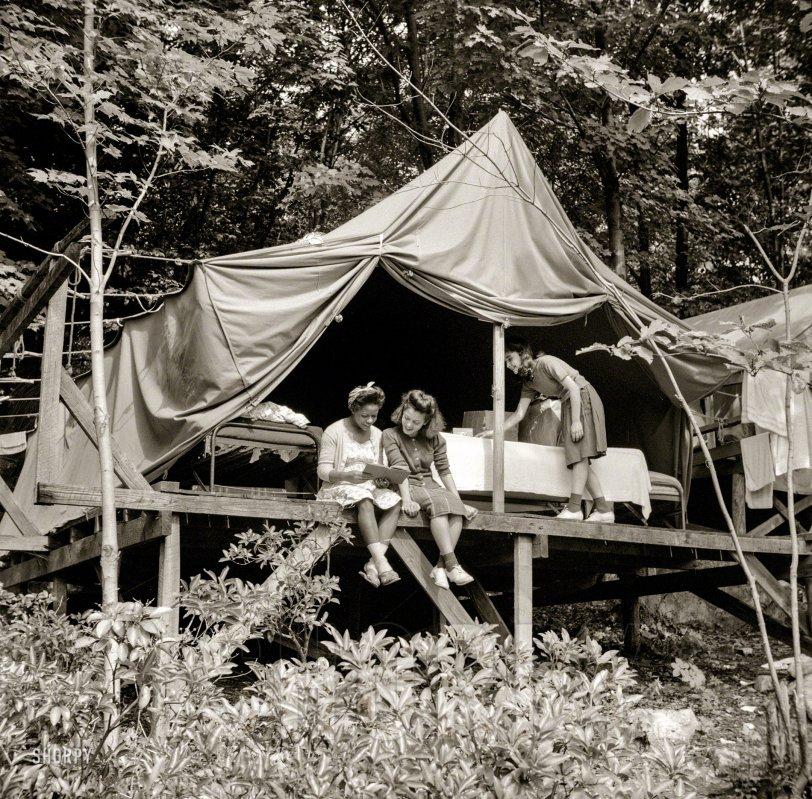 Summer Campers: 1943