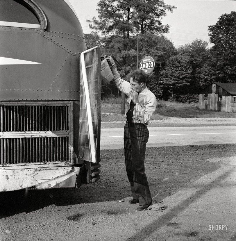 Bus Stop: 1943