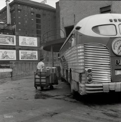 Bus Baggage: 1943