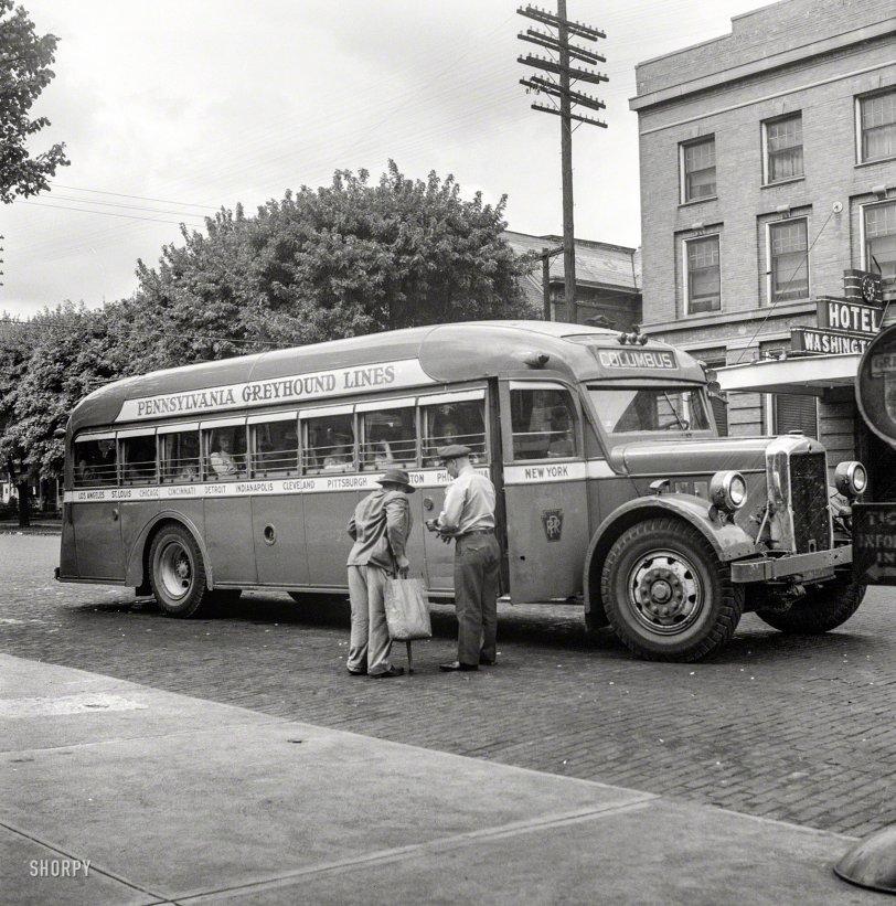 ColumBus: 1943