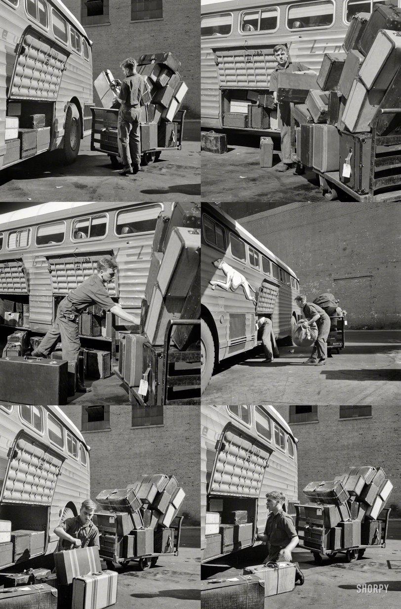 Bus Triptych: 1943