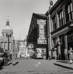 Bus Kennel: 1943